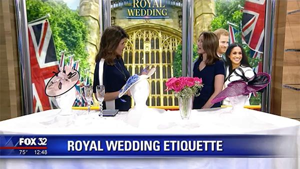 Royal Wedding etiquette